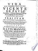 Vida de el venerable sieruo de Dios Vicente de Paul, fundador ... de la Congregacion de la Mission