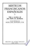 Vida y escritos de San Pedro de Alcántara