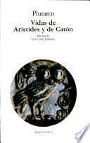 Vidas de Arístides y de Catón