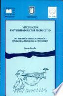 Vinculación universidad-sector productivo