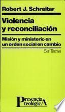 Violencia y reconciliación