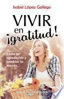 Vivir en ¡gratitud!