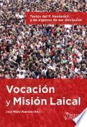 Vocación y Misión Laical