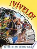 Vvelo! Beginning Spanish