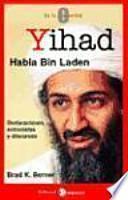 Yihad, habla Bin Laden