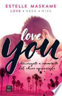 You 1. Love you (Edición mexicana)
