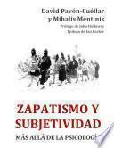 Zapatismo y subjetividad: más allá de la psicología
